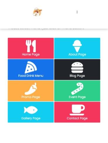 aplikasi android website resto cafe terbaru