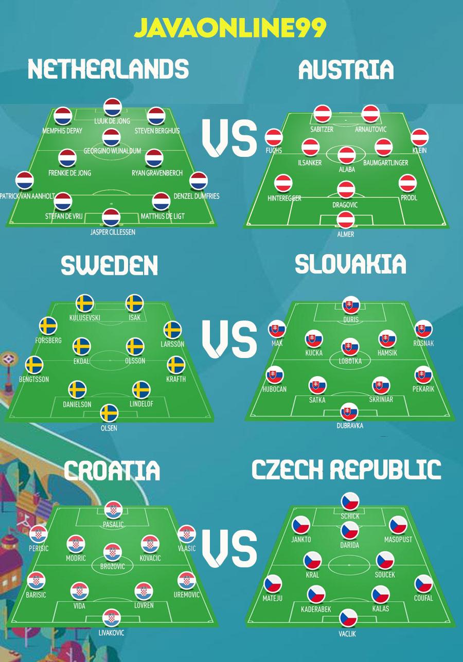 pemain euro2020