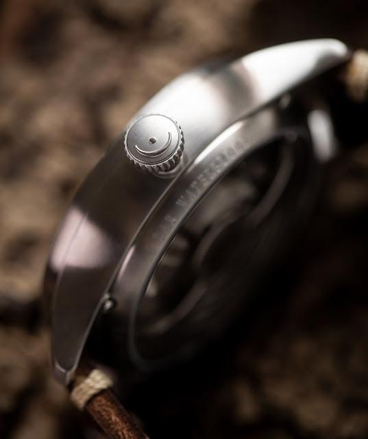 """MeisterSinger Circularis Automatic """"Old Radium"""" ref. CC9Z02"""