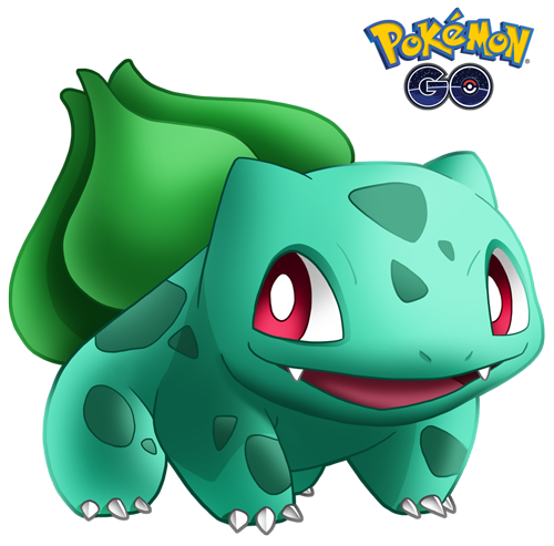 Bulbasaur 1 de Pokémon Go