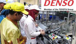 owongan kerja terbaru 2019 PT DENSO  Manufacturing Indonesia