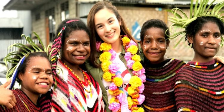 Chelsea Islan: Kalau Iman Kuat, Tuhan Wujudkan Mimpi Kita