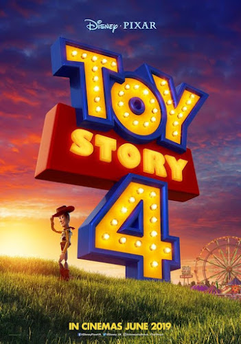 Toy Story 4 (HDRip 720p Ingles Subtitulada) (2019)