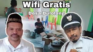 Pasca Pemasangan Wifi Desa, Dulolong Siap Melaju Menuju Desa Digital