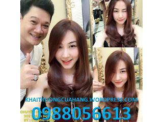 Khai trương Hair salon Sáng Tân Vĩnh