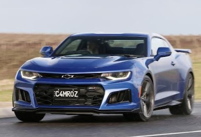 2019 Hot Chevrolet Camaro ZL1 Review, Price, Performance, Specifications
