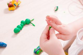 Atividades Educação Infantil com massinha de modelar de acordo com a BNCC