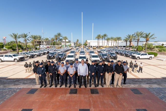 Baja California Sur is the safest state in Mexico