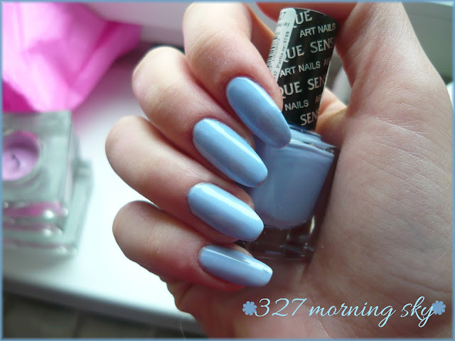 Sensique art nails 327 Morning Sky