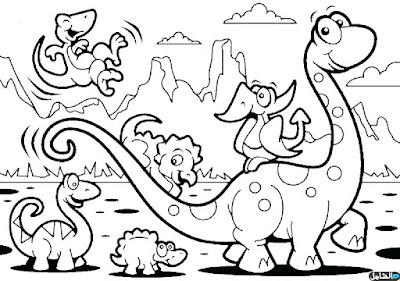 صور رسومات كرتون للتلوين للأطفال للطباعة لتعليم 2