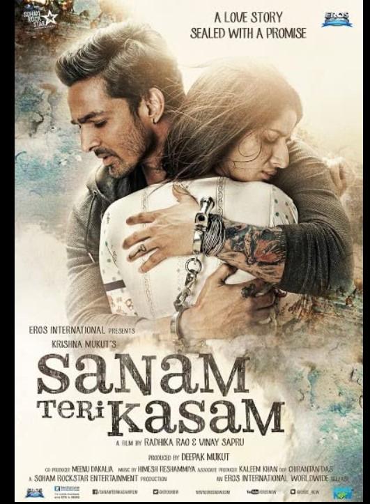 Sanam Teri Kasam 2016 x264 720p WebHD Esub Hindi THE GOPI SAHI