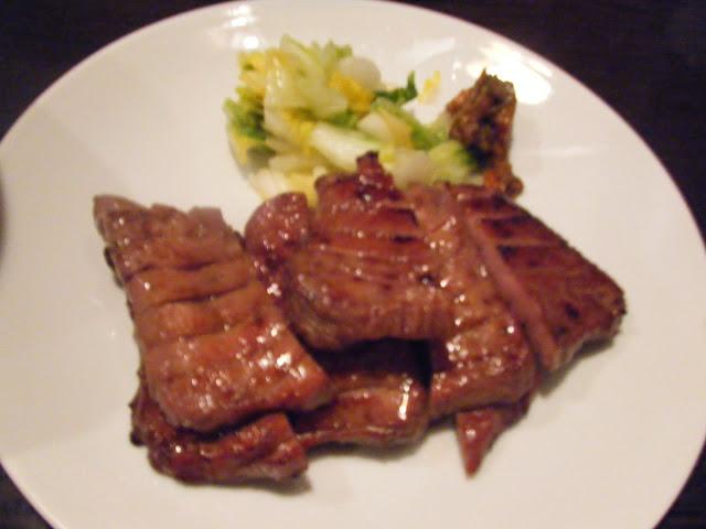 Gyutan Makanan khas Sendai