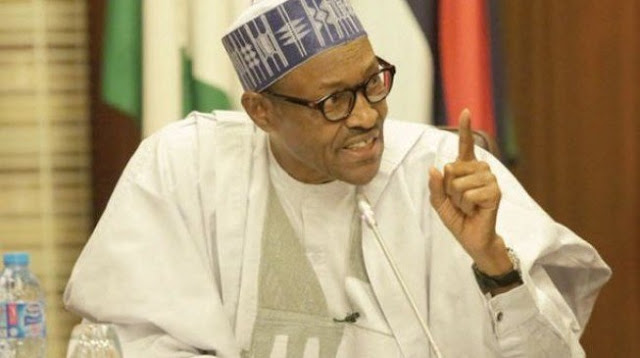 Actually Buhari made a blunder by being himself