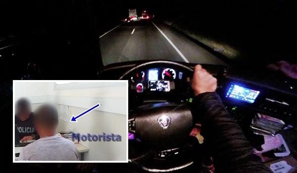 Correntina-BA: Criminosos Roubam Carreta Carregada E Fazem Motorista Refém Na BR/020 Próximo Ao Rosário