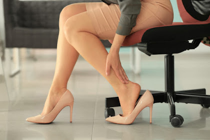 Buat Kaki Nyaman dengan Menggunakan Foot Plaster