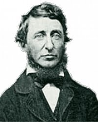 July birth commemoration of Henry David Thoreau