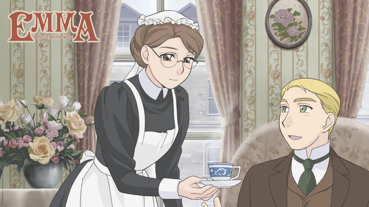 Review Anime Eikoku Koi Monogatari Emma  |  Ketika Status Sosial Diatas Segala-Galanya.