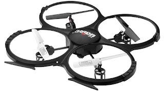 UDI 818A - Drone Videografi