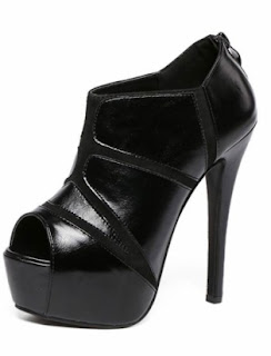 model high heels dan wedges