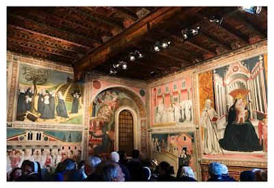 Apertura straordinaria del Monastero di Tor de' Specchi delle Oblate di Santa Francesca Romana - Visita guidata Roma