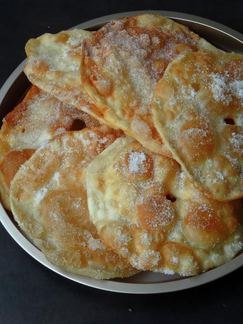 Tortas Fritas, Uruguayan Fried Cake