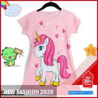 MRTT115D122 Dress Anak Kuda Pony Keren BMGShop