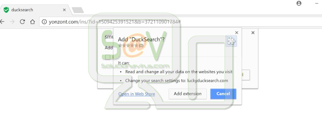 DuckSearch Search (Redirecciones)