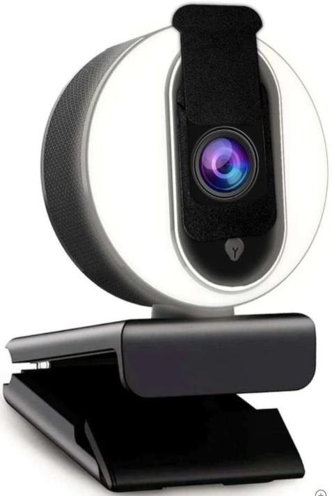 NexiGo N680E Streaming Web Camera