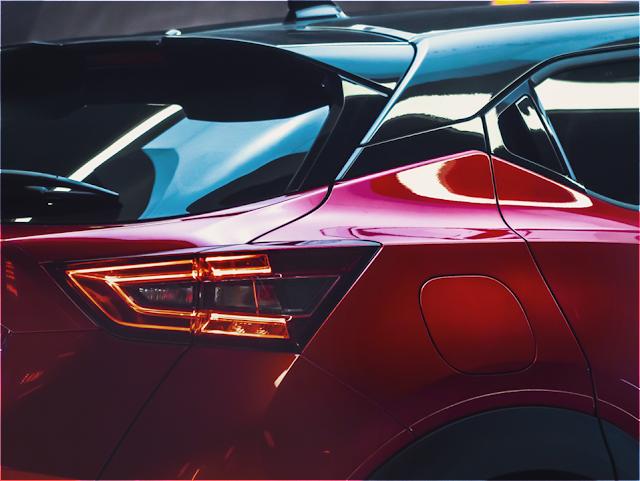 JUKE Coupe Crossover: Ήρθε από το μέλλον στην Nissan Κυριαζής στο Άργος για δυο ημέρες