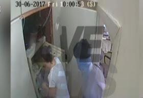 Τραγελαφική ληστεία τράπεζας στον Τυρό με λεία 100.000 ευρώ - Κάλεσαν την Αστυνομία και πήγε ο καφετζής!