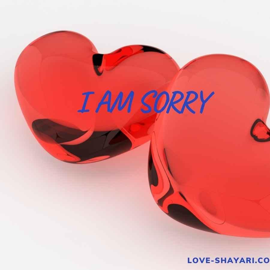 i am sorry friend images