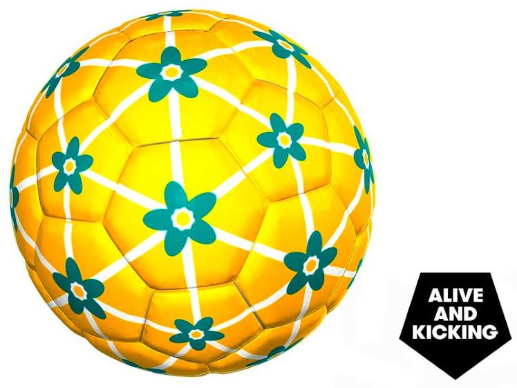 Desenho ilustrativo para inspirar novas artes é apresentado pela empresa parceira do ACNUR no projeto, Alive and Kicking