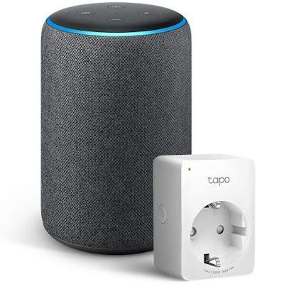 Echo + Tapo P100