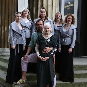 Vivienne Westwood, Andreas Kronthaler & women from the Monteverdi Choir