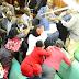 Hotuna: Yadda aka dambace a majalisar wakilai a Uganda