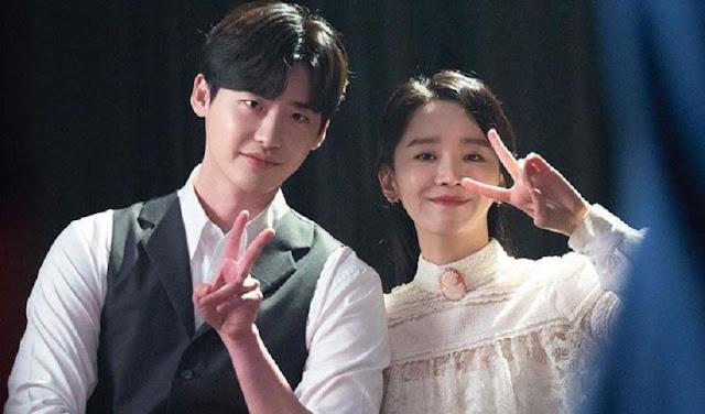 Shin Hye-sun dan Lee Jong Suk ini bikin kalian mewek gak?