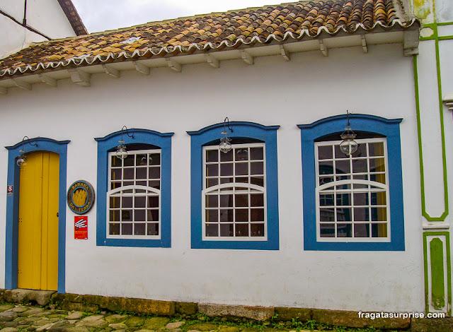 Casa colonial de Paraty