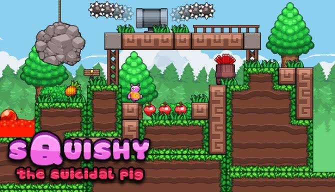 Squishy the Suicidal Pig İncelemesi