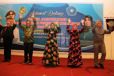Jambore PKK Kota Medan 2020