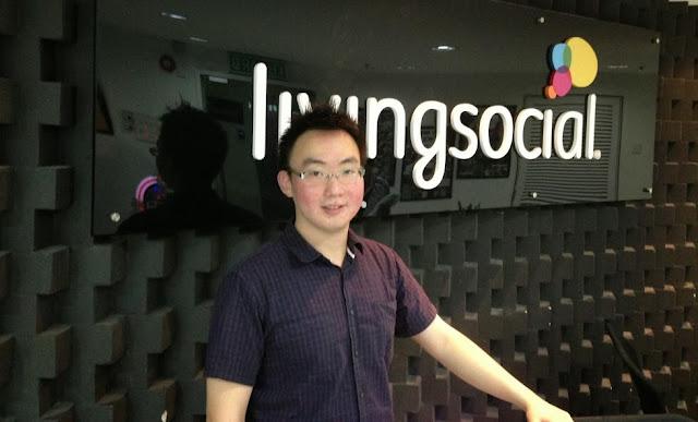 Frank Kang - COO of LivingSocial Malaysia