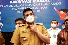 Jokowi Singgung APBD Kota Medan Rp1,6 Triliun di Bank, Ini Penjelasan Bobby Nasution