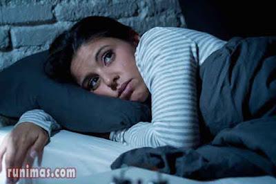 doa ketika susah tidur karena gelisah