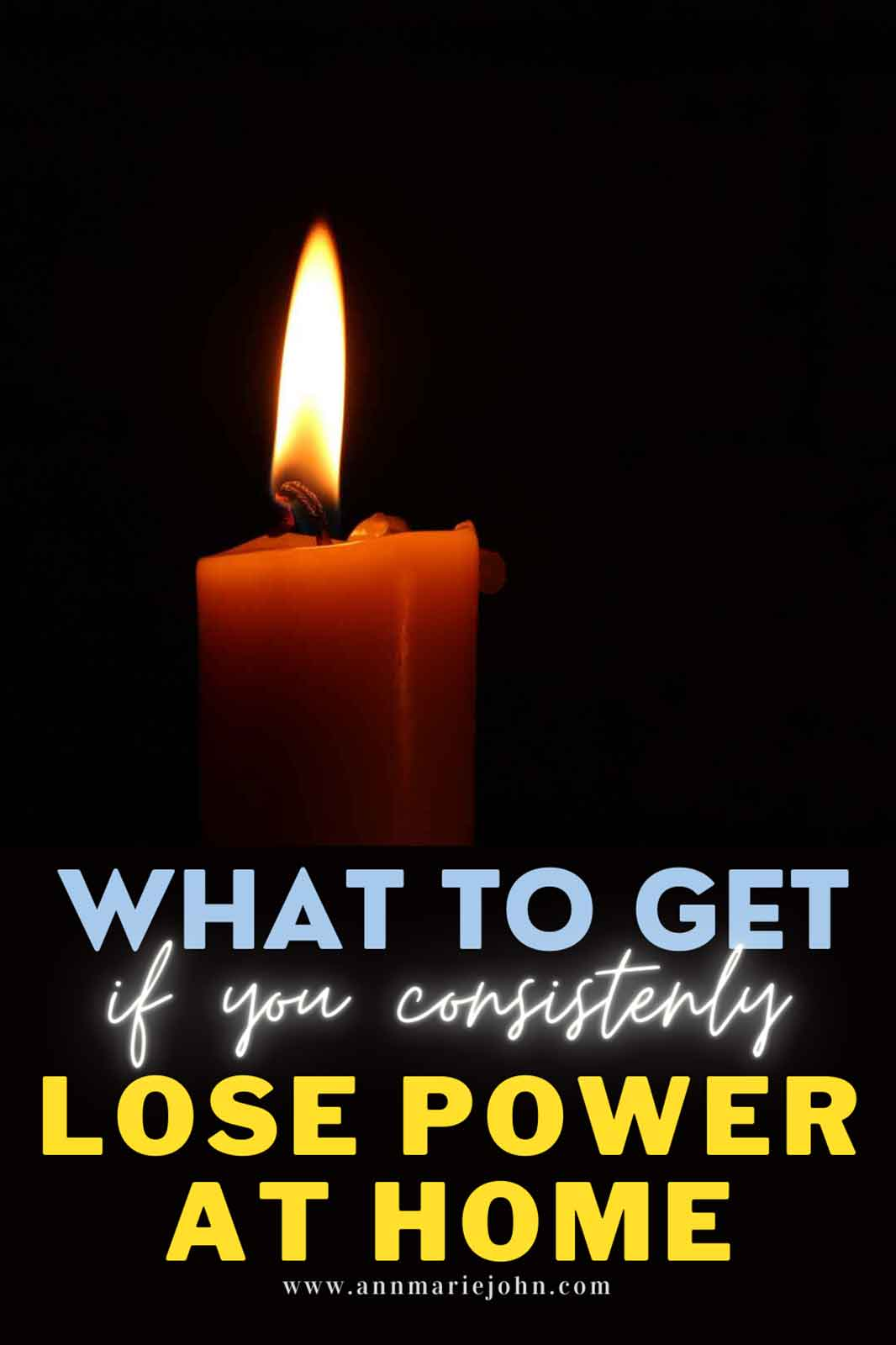 What To Get If You Constantly Experience Power Loss At Home