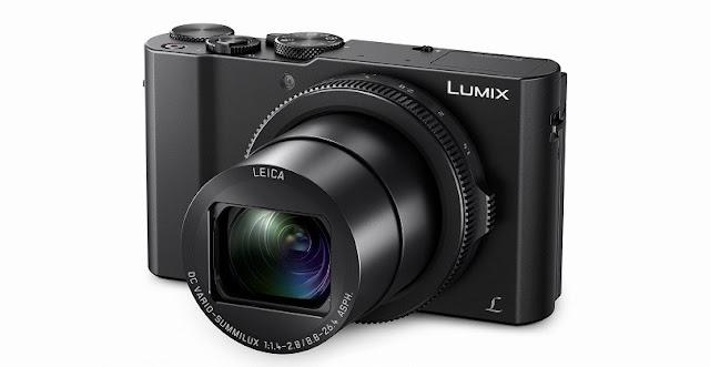 Fotografia della Panasonic LX15