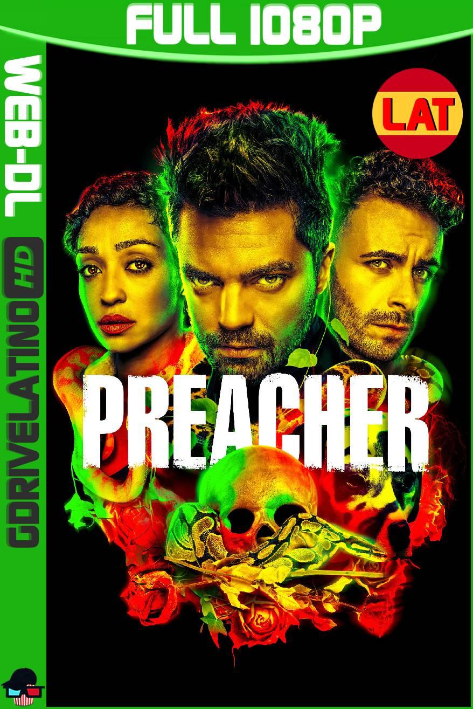 Preacher (2018) Temporada 3 AMZN WEB-DL 1080p Latino-Inglés MKV