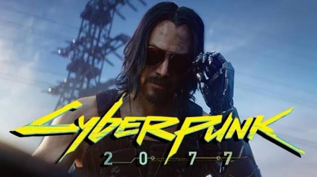 game terbaru rilis tahun 2020 Cyberpunk 2077