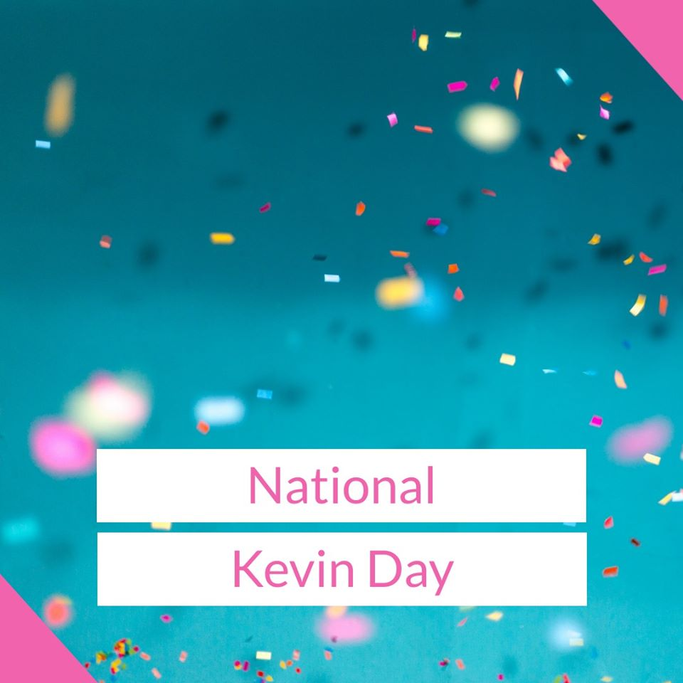 National Kevin Day Wishes Unique Image