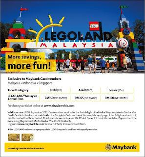 Freebies Land - Teaser: Legoland: Discount on Legoland ...