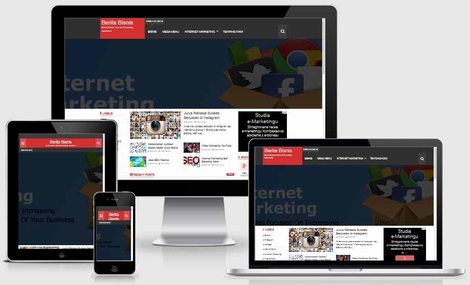 Benhil.net, Blog Berita Bisnis Terpopuler