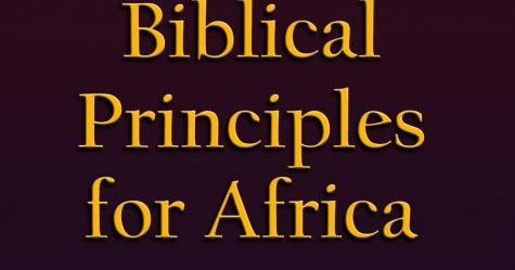 A Biblical Response to Crime | This Is Africa 4 CHRIST